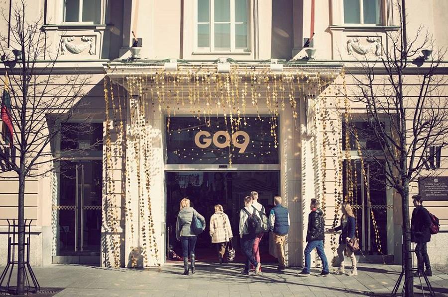 Go9 Prekybos centras